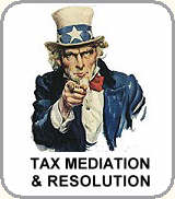 Tax Mediation & Resolution